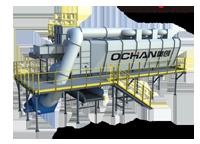 OCFX系列 垃圾物料风选分离系统