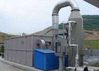 OCSC系列 垃圾微生物除臭系统